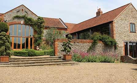 Chaucer barn